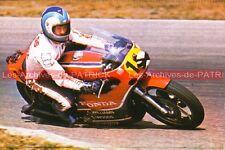 WOODS Stanley : HONDA RCB 1000 Carte Postale Moto Motorcycle Postcard