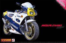 Aoshima Honda NSR250R SP 1988 Motorcycle Model Kit 1/12
