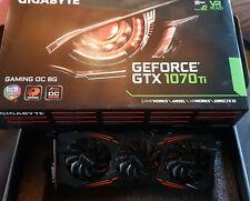 Gigabyte Nvidia GeForce GTX 1070Ti Gaming OC 8G, 8GB GDDR5