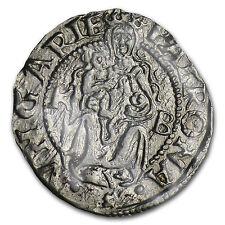 1400-1600 Hungary Silver Denar Madonna & Child (Deluxe Album) - SKU #50727