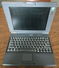 Everex StepNote MX EXO-8A16Y-YGTP Laptop Computer Vintage PC Intel Pentium MMX