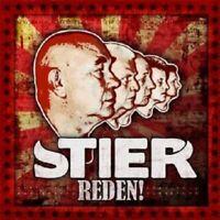 """STIER """"REDEN"""" CD NEU"""