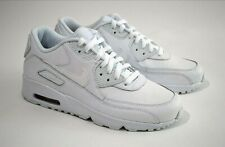Nike Air Max 90 triple White shoes Sneakers 833412-100 Size 5Y GS women's 6.5