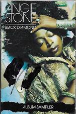Angie Stone Black Diamond CASSETTE PROMO ALBUM SAMPLER Hip Hop RnB/Swing Neo So