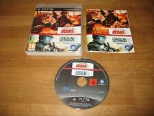 PS3 game - Tom Clancy double pack Rainbow Six Vegas 2 + Ghost Recon 2 Warfighter