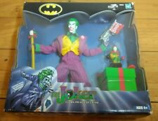 THE JOKER Clown Prince of Crime Hasbro 2001 Sealed New Batman DC Comics