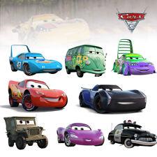 Disney Pixar Cars 3 2 1  Diecast Jackson Storm McQueen Truck Metal Car 1:55 Lots