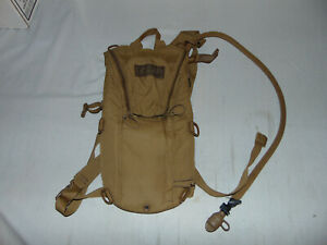 USMC ISSUED CAMELBAK THERMOBAK 3L HYDRATION SYSTEM COYOTE BROWN EXCELLENT!