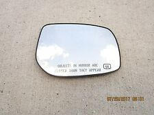 03 - 08 TOYOTA COROLLA PASSENGER RH SIDE POWER HEATED EXTERIOR DOOR MIRROR GLASS