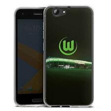 HTC One A9 s Silikon Hülle Case HandyHülle - VfL Wolfsburg Stadion