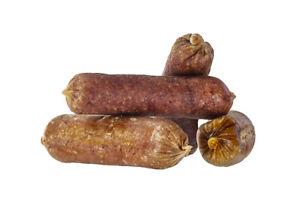 3kg Dried PORK SAUSAGES Dog Treat Chew Reward Chew Quality Healthy Natural