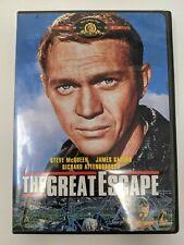 The Great Escape (Dvd, Widescreen) Steve McQueen, James Garner 1963