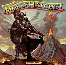 MOLLY HATCHET The Deed Is Done Limited Vinyl LP