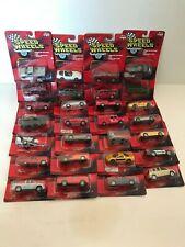 28 Maisto Speed Wheels 1:64 Die-Cast Car & Truck Collection New Nip