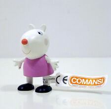 COMANSI PEPPA PIG SUZY PUPAZZO IN PVC 5,0 CM +3A COD 99684