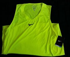 Nike Tank Mens Extra Large Neon Athletic Wear for Jogging or Exercising