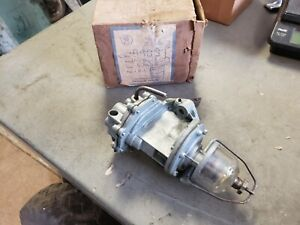 NOS Rebuilt AC Fuel Pump 1952 1953 Ford 6 Cylinder Dual Action Cars Trucks 9638