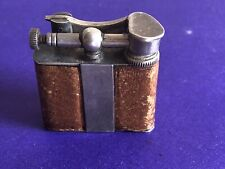 Antique Pocket Cigarette Lighter Dunhill Type, Signed