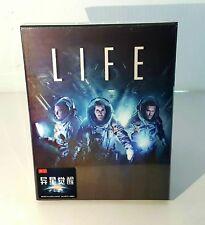 LIFE Blu-ray STEELBOOK [HDZETA] LENTICULAR [LOW #056/500] REGION FREE / OOS/OOP