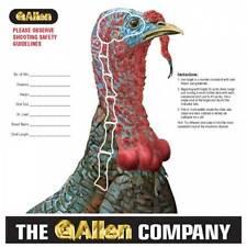 Allen Package of 12 Turkey Hunter Shotgun Target 1525 Practice Shooting NEW