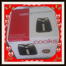 $100 Brand New In Box Cooks Air Convection Fryer 2.5L 1- 4 people Crispy NO OIL
