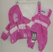 NEW $113 COLUMBIA Santa Peak BABY SNOW SUIT Jacket Pants INFANT Girls 6 Months