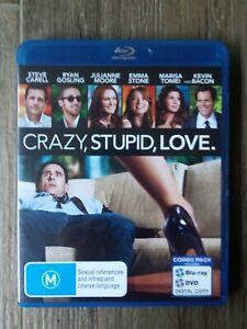 Crazy,Stupid,Love (Bluray) X-Rental Region 4