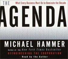 The Agenda: What Every Business Must Do to Dominate the Decade by Michael Hammer