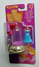 Bluebird Disney Mini Collection Sleeping Beauty Crown Stamper Mattel 22036