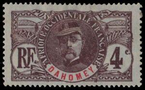 DAHOMEY 19 (Mi20) - General Louis Faidherbe (pa50743)
