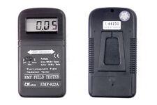 EMF 822A, EMF FIELD TESTER, Electromagnetic radiation detector, Gaussmeter