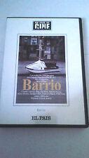 """DVD """"BARRIO"""" FERNANDO LEON DE ARANOA"""