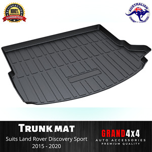 Heavy Duty Cargo Rubber Boot Liner Mat for Land Rover Discovery Sport 2015-2020