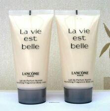 Lancome la vie est belle set of 2 Body Lotion Lait de Parfum 60ml each