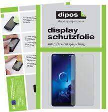 2x Alcatel 3L Screen Protector Protection Anti Glare dipos