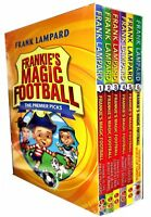 Frankies Magic Football Series 1 Frank Lampard Collection 6 Books Box Set (1-6)