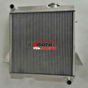Aluminum Radiator For Triumph TR6 1969-1974 73 72 / TR250 1967 1968 Manual