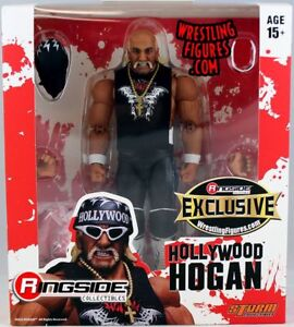 "Hulk Hogan Figure - Ringside Exclusive - ""Red & White"" Hollywood Hogan"