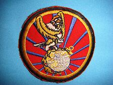KOREA WAR PATCH USMC  PHOTOGRAPHIC RECONNAISSANCE SQUADRON VMJ-1