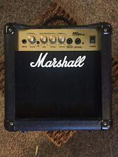 Marshall Mg10Cd Series Practice Guitar Amplifier