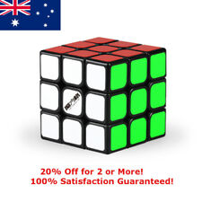 Brisbane Stock Magic Cube 3x3 Super Smooth Fast Speed Rubik Puzzle Rubics Rubix
