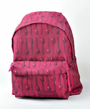 Eastpak Padded Backpack Strirred Up Rouge School Bag Sac à dos d'école