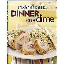 Taste of Home Dinner on a Dime 2009