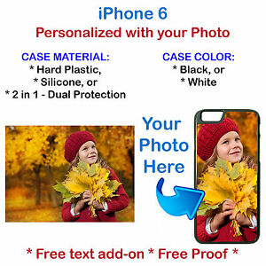 Personalized Custom Phone Picture Image Design Phone Case Fits iPhone 6 / 6S