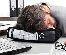 Office Pillow - cuscino a forma di faldone