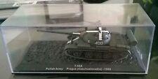 Panzer T 55A Politur Armee Prag Tschechoslowakei 1968 Neu schachtel
