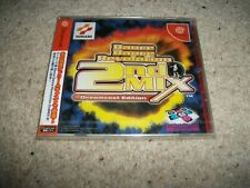 DANCE DANCE REVOLUTION - 2nd MIX - Sega Dreamcast (NTSC/J) Rare NEW SEALED