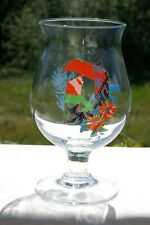 ♣VERRE DUVEL collector GIGI collector RARE DUVEL GLASS GLAS collector♣