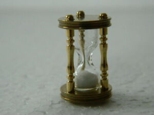 Dolls House, accessories    Hour Glass Sand Timer