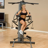 Vertical Knee Raise / Dip VKR Attachment for Body-Solid Fusion F600 Trainer